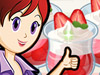 Play Strawberry Parfait: Sara\'s Cooking Class