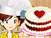 Play Red Velvet Cake: Sara\'s Cooking Class
