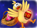 Jugar a Chicken Invaders 3: Easter Edition