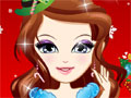 Play Christmas Hair Studio