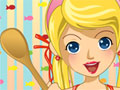 Play Rachel\'s Kitchen Grand Prix: Seafood