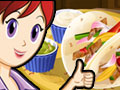 Play Chicken Fajitas: Sara\'s Cooking Class