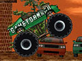 Spela Krossande monstertruck