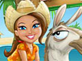 Zagraj w Ranch Rush 2: Sara\'s Island Experiment