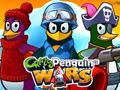 Joue à Crazy Penguin Wars
