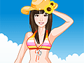 Play A Day at the Beach Dress Up