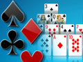 Play Pyramid Solitaire Duel