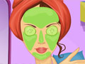 Cucumber Mask Makeover