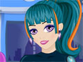 Play Cyber Girl Makeover