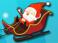 Play Crazy Santa Racer