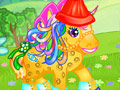 Spela Fantasy Pony Dress Up