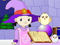 Play Little Witch Room Decoration