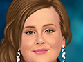 Play Adele Makeover