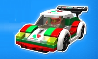 LEGO City: Slot Racer