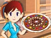 Play Chocolate Pizza: Sara's Cooking Class