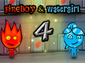 Play Fireboy & Watergirl 4: Crystal Temple