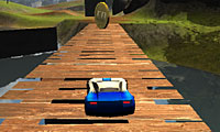 Crash de voiture 3D