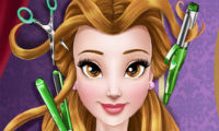 Belle Real Haircuts
