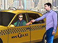 Course en taxi  NY