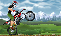 Solid Rider Game : Grab your dirt bike and get ready for a rough ride!
