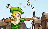 Game Medieval Archer 3