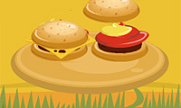 Game Emma's Recipes: Hamburgers