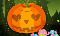 Cute Pumpkin Head Game
