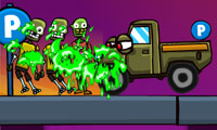 Mobil vs. Zombi