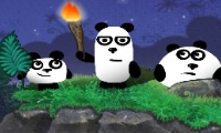 Play 3 Pandas 2: Night Games