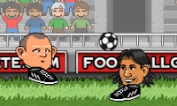 Play Big Heads Soccer Games