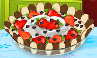 Play Sara's Cooking Class: Choco Mousse Cake Games