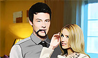 Glee Celebrity Puzzle