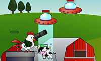Play Bazooka Chicken Games