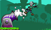 Play Zombie Launcher Games