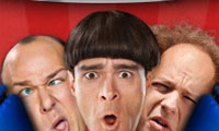 The three stooges punch a stooge