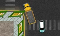 Play Heavy Duty Truck Parking Games