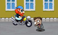 Play Zombies Want My Bike Games