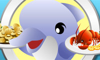 Play Dolphin Restaurant Games