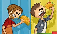 Play Papa&#039;s Taco Mia Games