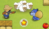 Play Farm Doggie Games