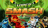 Ninjago Viper Smash