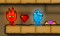 Play Fireboy & Watergirl 2: The Light Temple Games