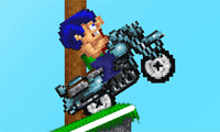 16 Bit Bike