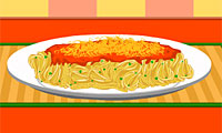 Game Emma's Recipes: Spaghetti Bolognese