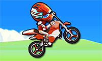 Pro Motocross Racer