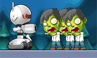 Play Robot vs. Zombies Games