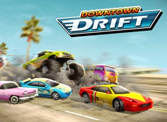 Game Drift Balap Kota