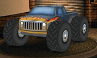 hinh anh Monster Truck 3D online, hay moi nhat