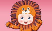 Play Babies as Animals Perfect Dress Up Games