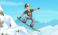 Avalanche Stunts Game